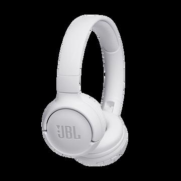 JBL Casque Bluetooth Jbl T500bt Blanc