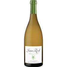 Côtes du Roussillon blanc AOP Saint Roch, sélections parcellaires 2017, bouteille de 75cl CVT