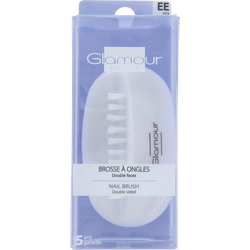 Brosse à ongles double empoilage GLAMOUR PARIS