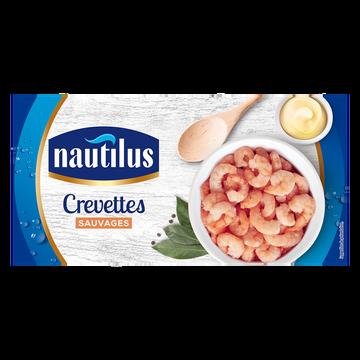 Nautilus Crevettes Nautilus, 2x105g