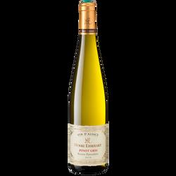 Pinot gris réserve particulière HENRI EHRHART, 75 cl