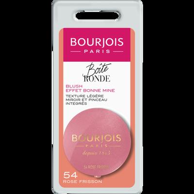 Blush boîte ronde 054 BOURJOIS, 2,5gr