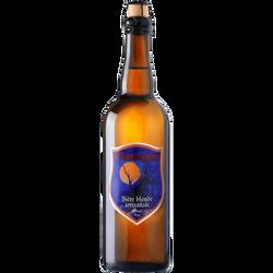 Bière blonde, MELUSINE, Mandragore, bouteille de 75cl