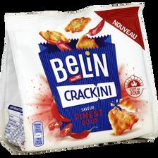 Crackini piment doux BELIN, sachet de 80g