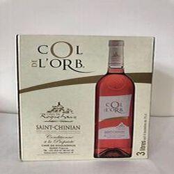 AOP Saint Chinian Col de L'Orb rosé 3L