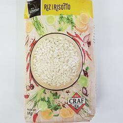 Riz spécial risotto, CRAF, le paquet de 1Kg