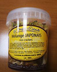 Melange japonais 220g