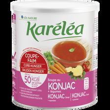 Soupe coupe faim au konjac et léa ligne KARELEA, 300G