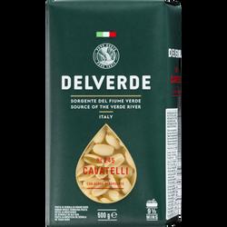 Pâtes Cavatelli DELVERDE, 500g