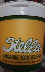 Margarine 100% végétale STELLA, 450g