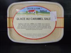 GLACE CARAMEL SALE