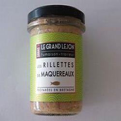 LE GD LEJON RILLETTE MAQUEREAU