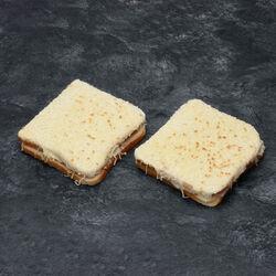 Croque Monsieur Maxi jambon beurre, 200g