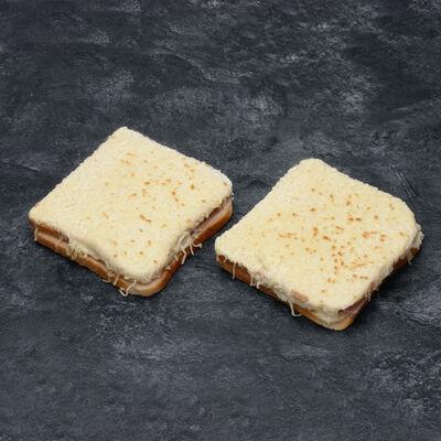 Croque Monsieur Maxi jambon beurre 200g