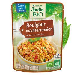 Boulgour méditérranéen sans sel ajouté JARDIN BIO 250g