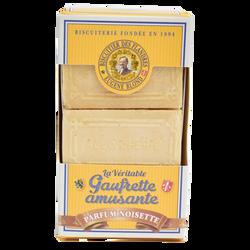 Gaufrettes amusantes chocolat REGAL, étui de 210g