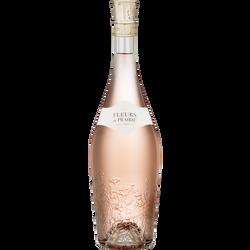 Vin de Pays rosé IGP Côtes de Provence fleurs de prairie, 75cl