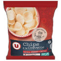 Sweet Chips Aux Crevettes Saveur  Chili U, Sachet De 50g
