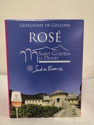 IGP St Guilhem le désert - Guillaume de Gellone Rouge - BIB 5L