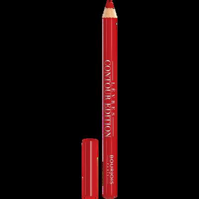 Crayon à lèvres contour édition 006 tout rouge, 1,14g