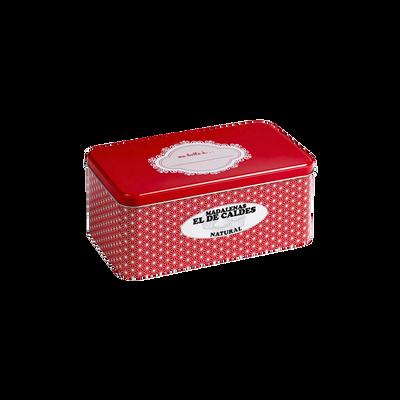 Madeleines espagnoles aux raisins EL DE CALDES, boîte enfer de 630g