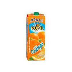 Jus nectar d'orange, ROYAL, brick de 2l