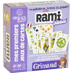 Grimaud Junior - Rami  - Dès 6 ans