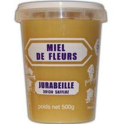 MIEL DE FLEURS, POT, 500G