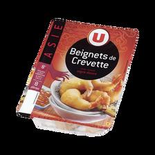 Beignets crevettes sauce aigre douce U, 160g