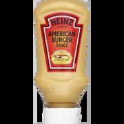 Heinz Sauce American Burger Heinz, Flacon Souple De 220ml