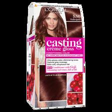 L'Oréal Coloration Ton Sur Ton Casting Crème Gloss, Acajou N°550
