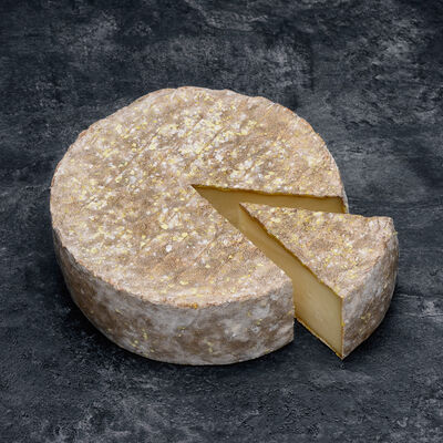 Tomme des Alpes allégée au lait pasteurisé 15% matière grasse VERDANNET