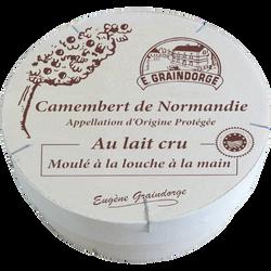 Camenbert de Normandie AOP, 20% de MG, 250g