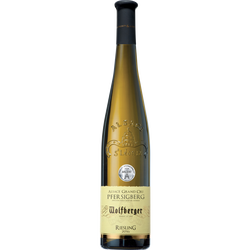 Vin d'Alsace blanc Riesling Pfersigberg WOLFBERGER, 75cl
