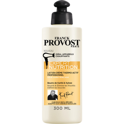 Soin sans rinçage expert nutrition pour cheveux secs et rêches FRANCKPROVOST, flacon de 300ml