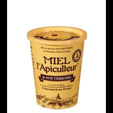 MIEL l'Apiculteur Miel Crèmeux De Nos Terroirs, , Pot En Carton, 500g