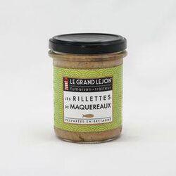 LES RILLETTES DE MAQUEREAUX - LE GRAND LEJON