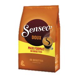 Doux SENSEO, 60 dosettes soit 416g