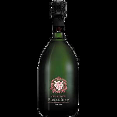 Champagne brut rosé FRANCOIS DUBOIS 1767 Pur Rosé, bouteille de 75cl