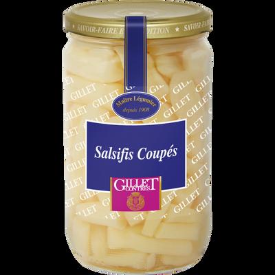 Salsifis coupés GILLET CONTRES, 395g