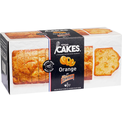 Cake à l'orange et au cointreau RIVAZUR, 250g