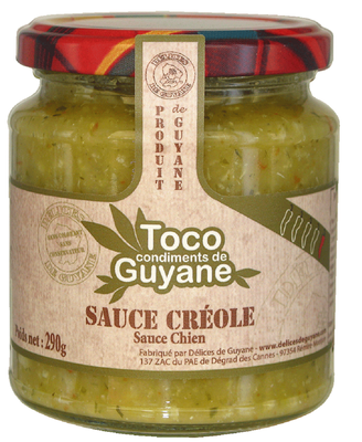 TOCO SAUCE CHIEN CREOLE 29