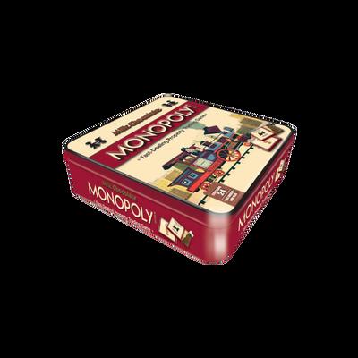 Chocolat au lait napolitains MONOPOLY, boîte métal luxe de 108g