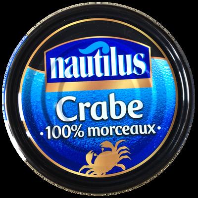 Morceaux de chair de crabe NAUTILUS, 126g