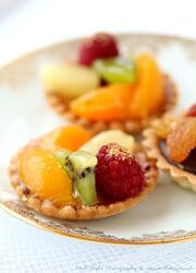 Tartelettes Fruits Frais *2