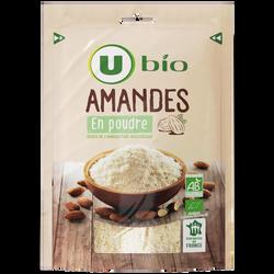 Amandes en poudre Bio U, 100g