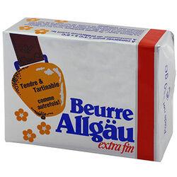 BEURRE ALLGAU 250G