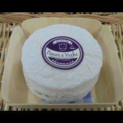 Panier de vache à la figue lait cru, 21,5% de MG, FROMAGERIE JEANDIN,180g