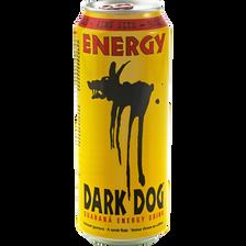 Boisson énergisante à la taurine DARK DOG, 50cl