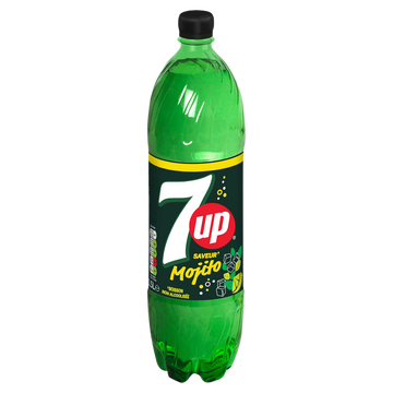 Seven Up Soda Seven Up Saveur Mojito - Bouteille 1,5l